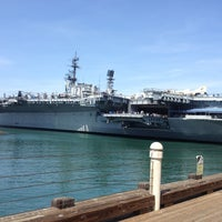 Foto scattata a USS Midway Museum da Danyel B. il 3/26/2013