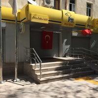 Photo taken at Ptt Estel Şubesi by Ümit K. on 4/23/2016