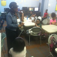Photo taken at G.W. Carver Boys & Girls Club by Dea W. on 4/1/2014