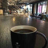 12/19/2015 tarihinde Tanju T.ziyaretçi tarafından Starbucks Reserve'de çekilen fotoğraf