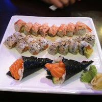 Photo taken at Iron Chef Japanese Cuisine by Michelle S. on 3/18/2013