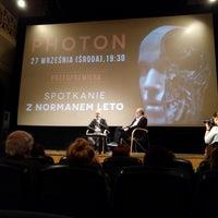 Photo taken at Kino Ars by Nikolay G. on 9/27/2017
