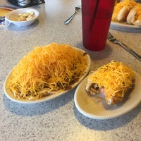 Photo taken at Skyline Chili by Eric L. on 7/24/2017