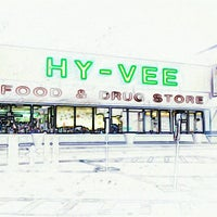 Photo taken at Hy-Vee by Brian on 2/24/2013