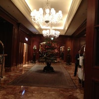 Photo taken at The Ritz-Carlton Osaka by Tomoko on 11/10/2012