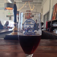 Photo taken at Trimtab Brewing Company by Jacob C. on 2/16/2014
