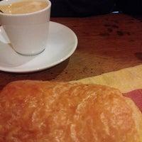 Photo taken at Boulangerie de Doizieux by Math. D. on 3/22/2014