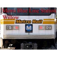 Photo taken at Willow Metro Station by Mr. C. on 6/18/2013