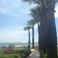 4/30/2013 tarihinde Elena V.ziyaretçi tarafından Cornelia De Luxe Resort'de çekilen fotoğraf