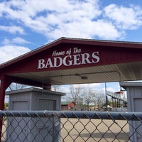 Photo taken at Badger High School by Brian F. on 5/17/2014
