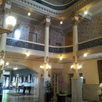 Photo taken at The Menger Hotel by david m. on 4/1/2013
