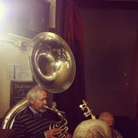 Photo taken at The Wenlock Arms by Ben F. on 2/22/2013