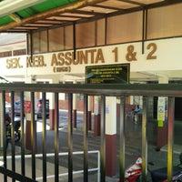 Photo taken at SK (P) Assunta 1 by sherrina on 12/31/2015