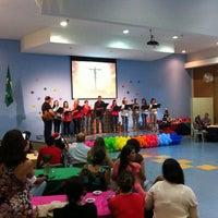 Photo taken at Instituto Padre Haroldo by Julio C. on 12/20/2012