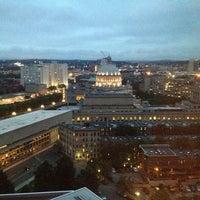 Photo taken at Sheraton Boston Hotel by Nancy W. on 7/29/2013