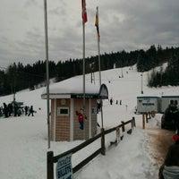 Photo taken at Poley Mountain by Italo A. on 2/21/2014