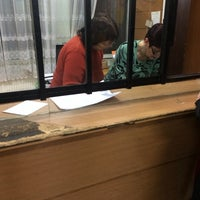 Photo taken at Пощенска станция (Post Office) 1404 by Pavel Y. on 3/6/2014