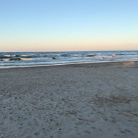 Photo taken at Strand Baabe by Dirk H. on 4/19/2017