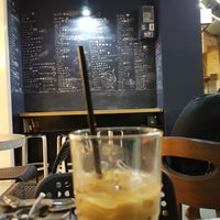 Photo taken at Vietnam Coffee Republic - the house by Shaun A. on 4/25/2017
