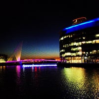 Photo taken at The Lowry by Murry on 4/6/2013