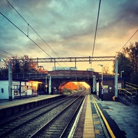 Photo taken at Holmes Chapel Railway Station (HCH) by Murry on 11/13/2013