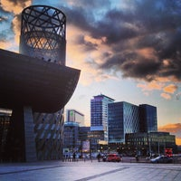 Photo taken at The Lowry by Murry on 4/4/2013