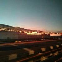 Photo taken at Caseta Amozoc by Lupita G. on 11/13/2015
