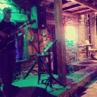Photo taken at Pembe Kaval Bar by Kübra D. on 9/11/2015