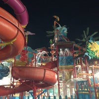 Photo taken at Water Park by Mrs.Dardaa S. on 6/22/2013