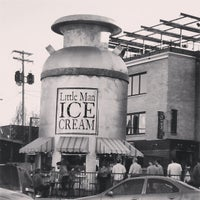 Photo taken at Little Man Ice Cream by MrFJ D. on 4/1/2013