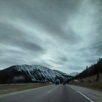 Photo taken at The Rocky Mountains by MrFJ D. on 11/3/2012