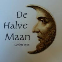 Photo taken at Brouwerij De Halve Maan by Zen T. on 2/26/2013