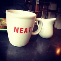 Photo taken at Espresso NEAT by Marcela G. on 5/19/2013
