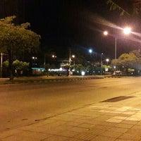 Photo taken at Ramkhamhaeng-Suwinthawong Junction by De-an . on 1/16/2016