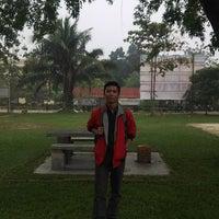 Photo taken at Universitas Lancang Kuning by Christian D. on 9/28/2015