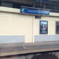 Photo taken at Gare SNCF de Clichy Levallois by Camille D. on 5/18/2013