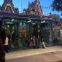 Photo taken at Sri Meenatchi Sundareswarar Temple ஶ்ரீ மீனாட்சி சுந்தரேசுவரர் ஆலயம் by Sovinaash N. on 1/24/2016