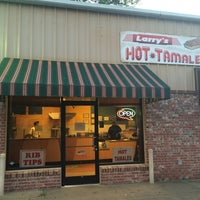 Photo taken at Larry's Hot Tamales by Julia P. on 8/22/2014