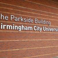 Photo taken at Birmingham City University by Ezhar E. on 9/14/2015