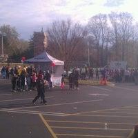 Photo taken at Holy Redeemer Catholic Church & School by Jefferson N. on 11/10/2012
