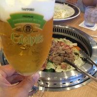 Photo taken at Chiba Beer Garden by chiruparu on 7/19/2015