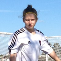 Photo taken at Florida Knights Soccer by  Bekah  on 2/9/2013