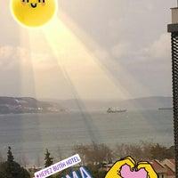 Photo taken at Kepez Butik Otel by 🌼🌼Aysee🌼🌼 on 2/2/2018