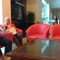 Photo taken at Abadi Hotel Jogja by Nurul M. on 12/10/2015