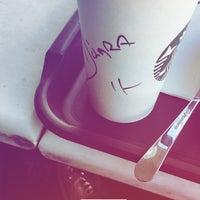 Photo taken at Starbucks by Dilara T. on 4/19/2017