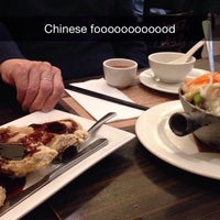 Photo taken at Mr Congee Chinese Cuisine 龍粥記 by Aaron P. on 4/29/2014