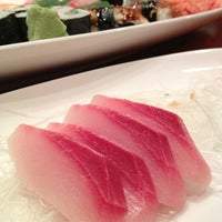 Photo taken at Kyoto Sushi by Sarah S. on 11/1/2012