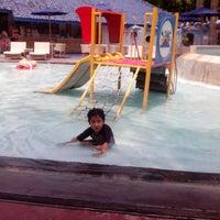Photo taken at Kids Fun Water Park by Dodi A. on 4/5/2014