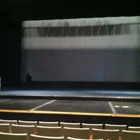 Photo taken at McCain Auditorium by David O. on 4/3/2013