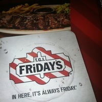 Photo taken at TGI Fridays by dJDragon7k on 10/28/2012